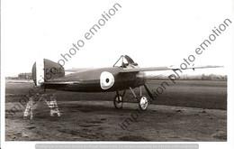PHOTO RETIRAGE REPRINT AVION AIRCRAFT  A IDENTIFIER - Aviazione