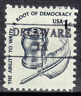 USA Precancel Vorausentwertungen Preos, Locals Iowa, Delaware 882 - Precancels