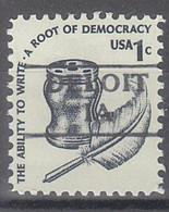 USA Precancel Vorausentwertungen Preos, Locals Iowa, Deloit 872 - Precancels