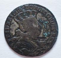 GERMAN STATES PRUSSIA 6 GROSCHER 1757. SILVER. ARGENT. GERMANY. ALLEMAGNE. - Sonstige