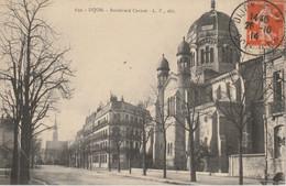 639. Dijon - Boulevard Carnot - L. V., édit. - Dijon