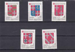 Orden De Malta Nº 178 Al 182 - Sovrano Militare Ordine Di Malta