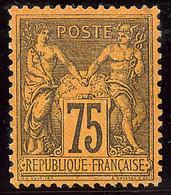 * No 99. - TB - 1876-1878 Sage (Typ I)