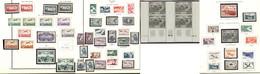 * Collection. 1930-1960, Entre Les N°6 Et 41 Dont 15, 29** Bloc De Quatre Cd 12.12.49 Et Divers Thème Aérien Dont 321, Q - Zonder Classificatie