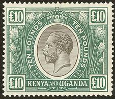 * KENYA ET OUGANDA. No 23, Très Frais. - TB. - RR - Kenya & Uganda