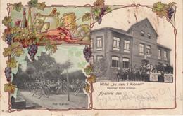 Litho 1901 Gel. Apelern, Samtgemeinde Rodenberg, Schaumburg, Lauenau, Bad Nenndorf, Niedersachsen 08 - Schaumburg