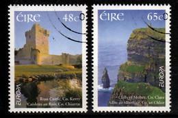 Ierland  Europa Cept 2004  Gestempeld - Usati