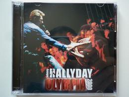 Johnny Hallyday Double Cd Album Olympia 2000 - Non Classificati