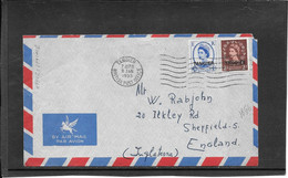 British Office In Tangier 1955, Cover To England ( Ref 1067a ) - Morocco Agencies / Tangier (...-1958)