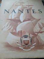 NANTES Door Of Europe BERNARD ROY Nantes Rotary Club 1951 - Altri