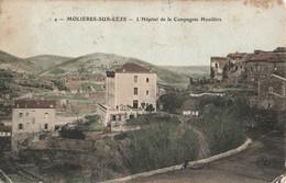 France (30 Gard) - Molières - L'Hôpital De La Compagnie Houillère - Otros Municipios