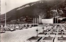VASSIEUX EN VERCORS  ( DROME )   LE CIMETIERE DE VASSIEUX - Oorlogsbegraafplaatsen