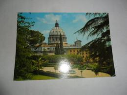 Vatican; Les Jardins - Vaticano