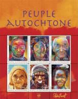 "ONU Genève 2012 - Feuillet ""Peuple Autochtone"" ** - Blocks & Kleinbögen"