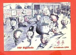 G1 -CASTEL D'ARIO- BIGOLADA--MARCOFILIA - Manifestazioni