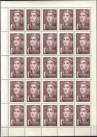 Russia, USSR, 1970, Mi. 3793, Y&T 3650, Sc. 3516D, SG 3856, 75th Birth Anniv Of Kikvidze, MNH - Blokken & Velletjes