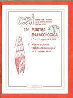 G1  - ERICE - MOSTRA MALACOLOGICA - MALACOLOGIA - -- - Manifestazioni