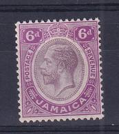 Jamaica: 1921/27   KGV    SG93    6d     MH - Jamaica (...-1961)