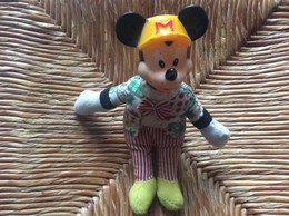 ANCIENNE PELUCHE  MICKEY MOUSE - Peluche
