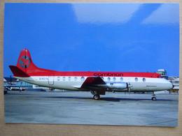 CAMBRIAN  VISCOUNT   G-AOYM    AEROPORT DU BOURGET / COLLECTION VENIANT N°57 - 1946-....: Modern Era