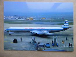 KUWAIT AIRWAYS  COMET   9K-ACE       AEROPORT DU BOURGET / COLLECTION VENIANT N°62 - 1946-....: Modern Era