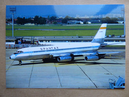 SPANTAX  CONVAIR 990   EC-BTE      AEROPORT DU BOURGET / COLLECTION VENIANT N°63 - 1946-....: Modern Era