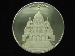 Médaille Monuments De Paris - SACRE COEUR   **** EN ACHAT IMMEDIAT **** - Professionals / Firms