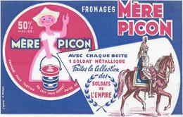 PBUVARD  NEUF ANNEES 50 's     MERE PICON SOLDATS DE L'EMPIRE - A
