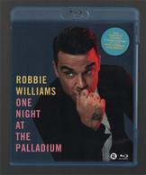 Bluray Robbie Williams ONe Night At The Palladium 8716777949214 - Non Classificati