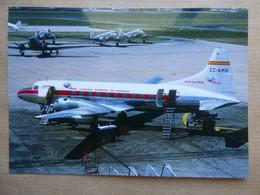 IBERIA  CONVAIR 440   EC-AMR    AEROPORT DU BOURGET / COLLECTION VENIANT N°73 - 1946-....: Modern Era