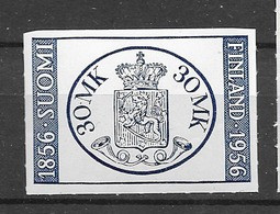 1956 MNH Finland, Mi 457, Postfris** - Francobolli Su Francobolli