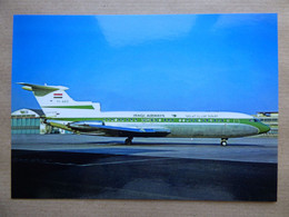 IRAQI AIRWAYS   TRIDENT   YI-AEC     AEROPORT DU BOURGET / COLLECTION VENIANT N°77 - 1946-....: Modern Era