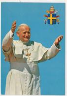 Vaticano - Papa Giovanni Paolo II (viaggiata Dall'Italia Per La Francia, 1986) - Vaticano