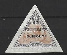Timbre Colonie Francaises Cote Des Somalis  Neuf * N 32 - Neufs