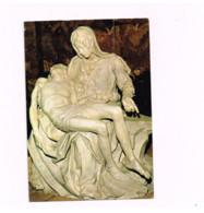 La Pieta De Michel-Ange.Expédié à Dilsen (Belgique) - Vaticano