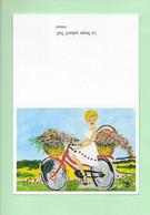 Petit  Calendrier 2022 - La Porteuse De Fleurs - Formato Piccolo : 2001-...
