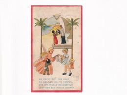 Geboorte / Naissance - Pauselijk Genootschap Der H. Kindsheid - Werk Der Doopnamen - 1934 - Merchiers - Birth & Baptism