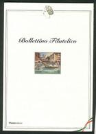 ITALIA - L'Italia Riparte: Serie Completa Dei 6 Bollettini Con Foglietto. - Blocchi & Foglietti