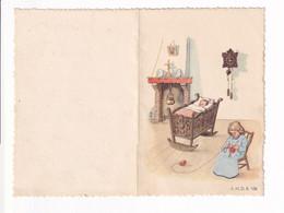 Geboorte / Naissance - 5 Wochen  - 1955 - Birth & Baptism
