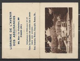 Petit Calendrier De Poche De 1943 - Petit Format : 1941-60