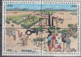 UNITED NATIONS Vienna 56-59,used - Gebraucht