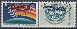 UNITED NATIONS Vienna 62-63,used - Gebraucht