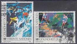 UNITED NATIONS Vienna 85-86,used - Gebraucht