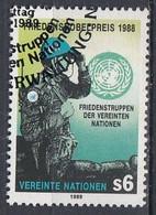 UNITED NATIONS Vienna 91,used - Gebraucht