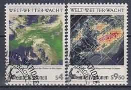 UNITED NATIONS Vienna 92-93,used - Gebraucht
