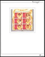 Maldives Olympic Gold Medal Winners Olympic Games Souvenir Sheet MNH/** - Maldive (1965-...)