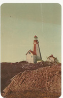 24599) Canada NS Yarmouth Lighthouse - Other