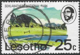 Lesotho. 1976 Definitives. 25c Used. SG 306 - Lesotho (1966-...)