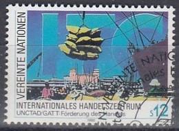 UNITED NATIONS Vienna 98,used - Gebraucht