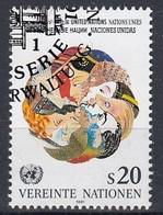 UNITED NATIONS Vienna 116,used - Gebraucht